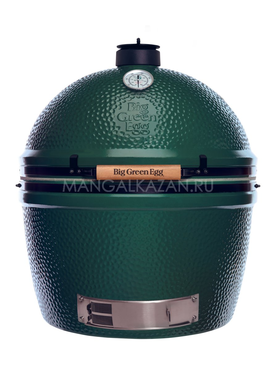 Тандыр Big Green Egg XXL (Большое Зеленое Яйцо) САМЫЙ БОЛЬШОЙ (без ножек и крыльев)